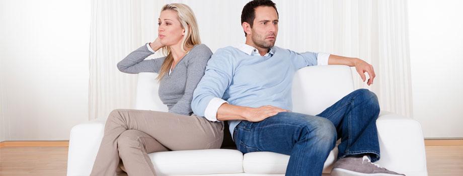 Crise dans le couple
